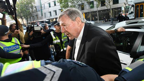 Vatican Treasurer Cardinal Pell to stand trial on sex assault charges