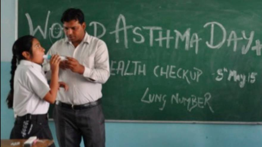 WHO's 20th World Asthma Day paints bleak picture for UK