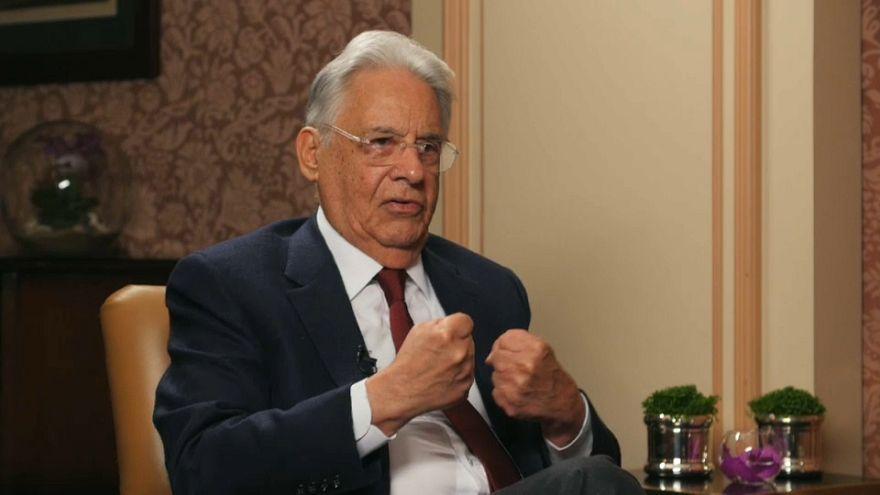 """Mai 68 : """"une crise existentielle"""" selon l'ancien président brésilien"""
