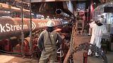 Ολοκληρώθηκε η κατασκευή της πρώτης γραμμής του αγωγού Turkish Stream