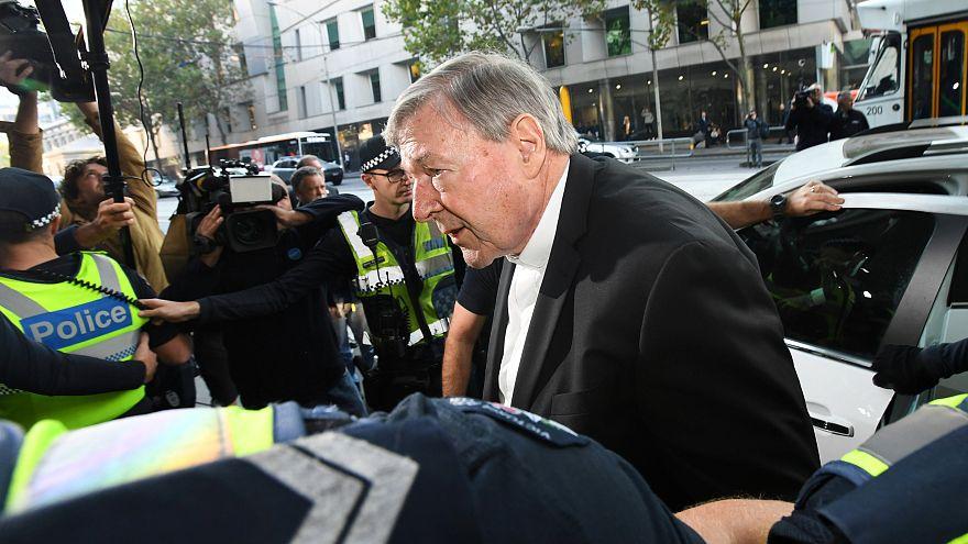 Cardeal Pell será julgado por abuso sexual