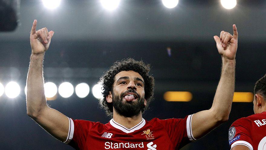 المصري محمد صلاح يتوج بجائزة لاعب العام في استفتاء رابطة الكتّاب في إنجلترا