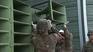Propagande : la Corée du Nord débranche ses haut-parleurs