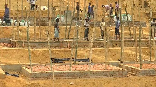 لأول مرة وفد من الأمم المتحدة في ميانمار لمناقشة أوضاع الروهينغا
