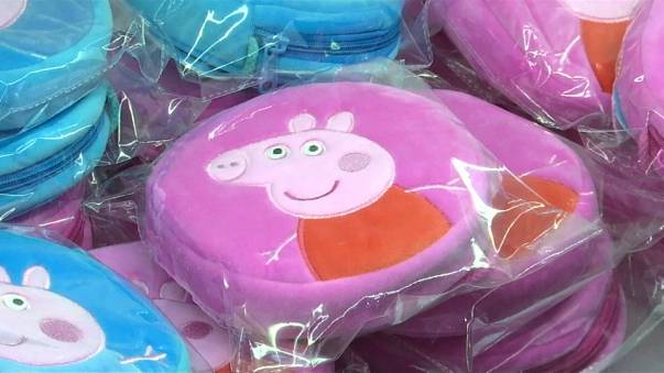 "Peppa Pig, ""icône subversive de la jeunesse oisive"" en Chine"