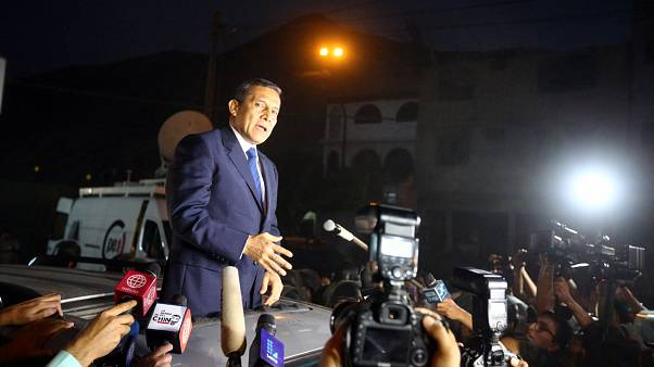 Ollanta Humala y su esposa salen de la cárcel tras nueve meses
