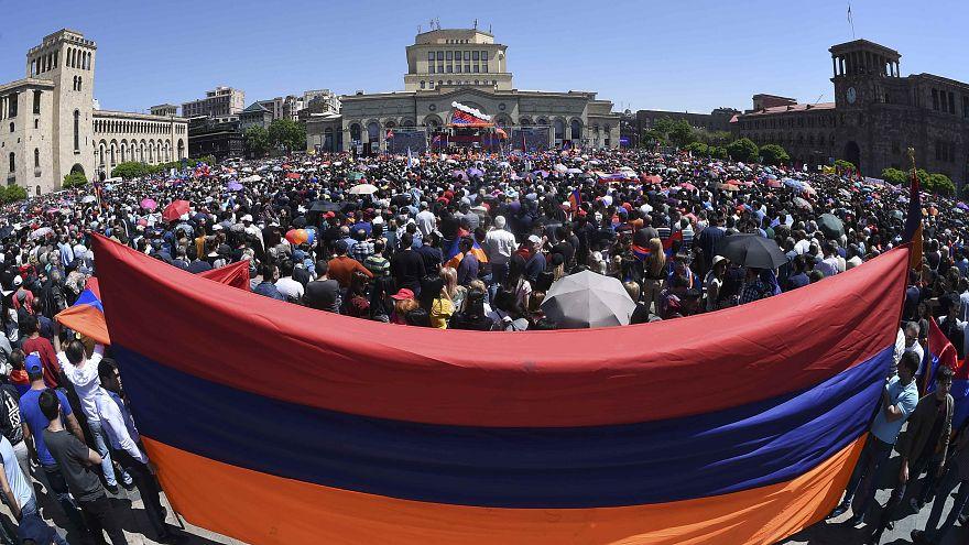 От Армении до КНДР: чем запомнится этот апрель?