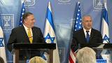 Pompeo agrees with Netanyahu and claims Iran is lying about its nuclear programme