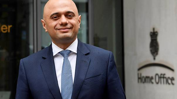 UK: New Home Secretary Javid pledges Windrush help