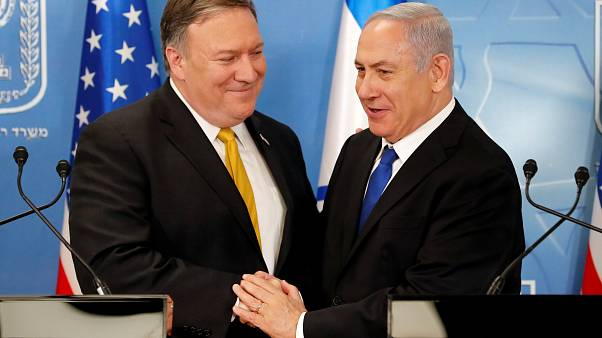 Nucléaire iranien : Mike Pompeo d'accord avec Benyamin Netanyahu