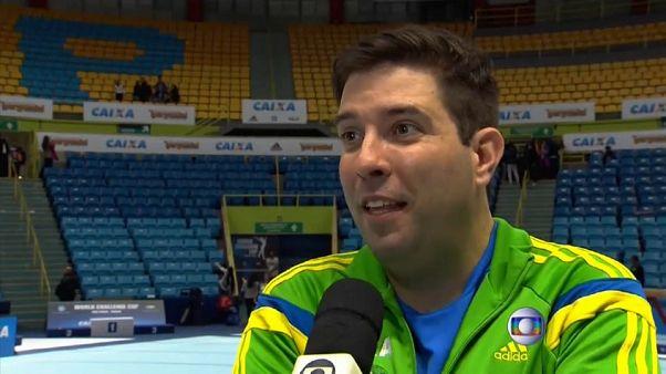 Le coach des gymnastes brésiliens accusé d'abus sexuel