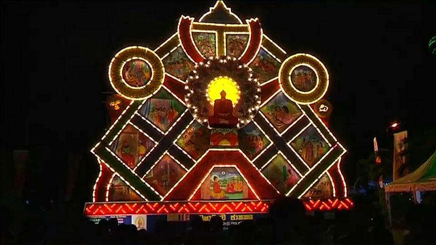 Шри-Ланка отметила День Будды