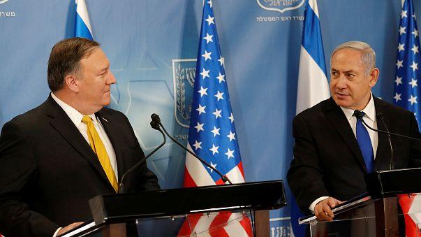 EUA apoiam Israel nas acusações contra o Irão