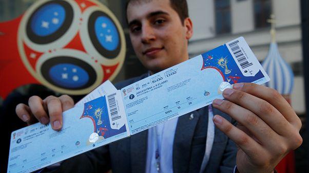 Febbre da Mondiali in Russia: caccia al biglietto e alla Coppa
