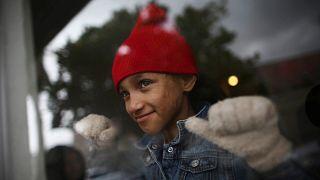 Migranten-Karawane: 8 Menschen überqueren legal US-Grenze