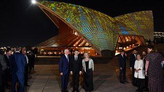 Macron en Australie pour renforcer le partenariat stratégique