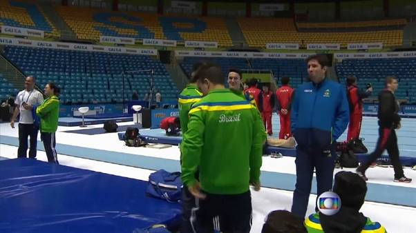 Former Brazilian gymnastics coach accused of sexual abuse by gymnasts