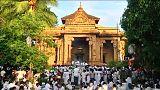 Célébration de la journée de Vesak au Sri Lanka