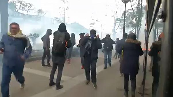 Párizs: Erőszakos május 1.