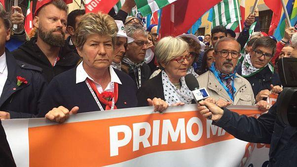 La triplice riparte da Prato