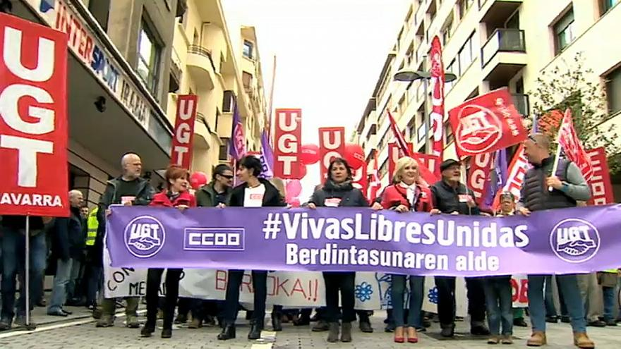 Primero de Mayo bajo el signo de la mujer en España