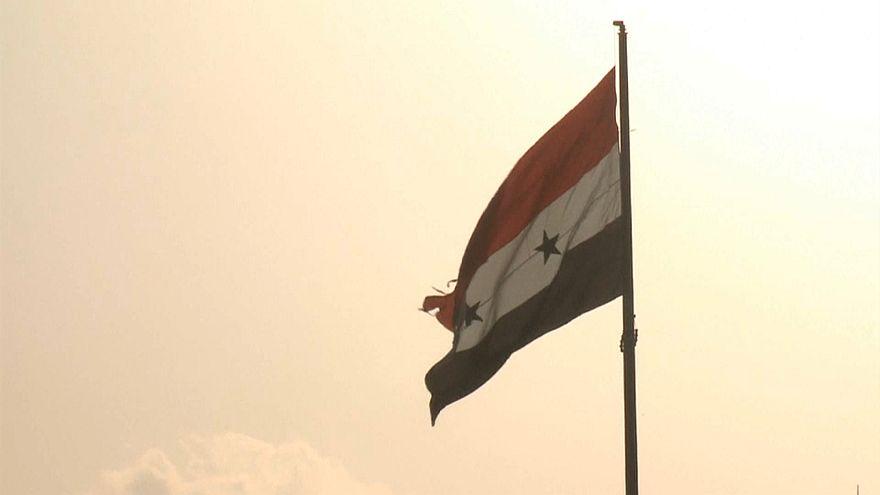 العلم السوري