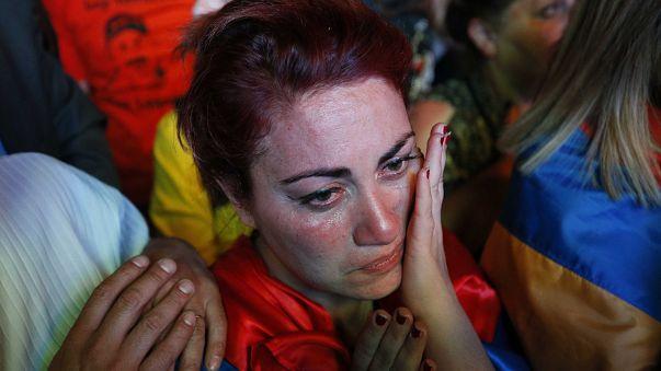 Arménie : le Parlement rejette la candidature de Pachinian