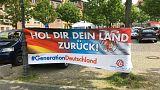Cottbus: 400 AfD-Anhänger feiern 1. Mai