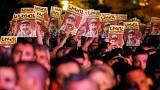 Armenia protesters block roads after opposition leader calls for strikes
