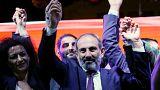 Armenia: il Parlamento boccia Pashinyan