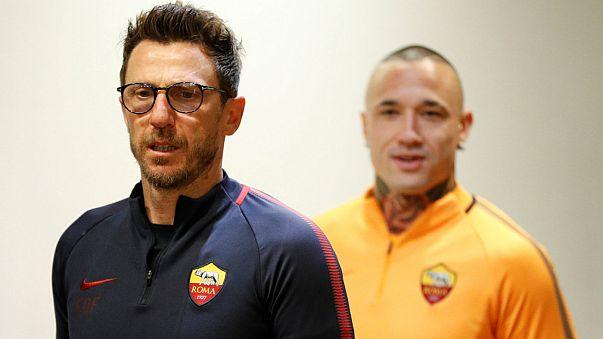 Şampiyonlar Ligi: Roma tarih yazmak için sahaya çıkacak