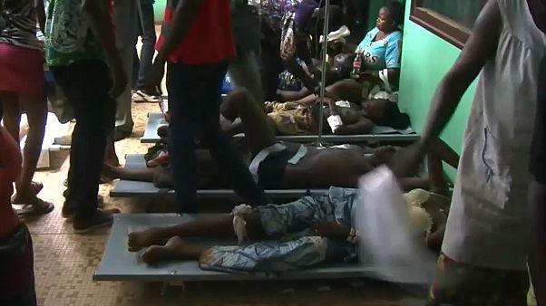 Ataque a igreja de Bangui faz 15 mortos