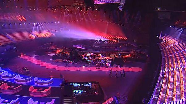 Já se canta na Eurovisão