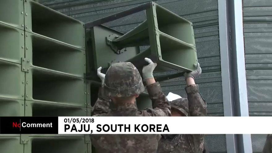 Coree: Seul smantella altoparlanti propaganda