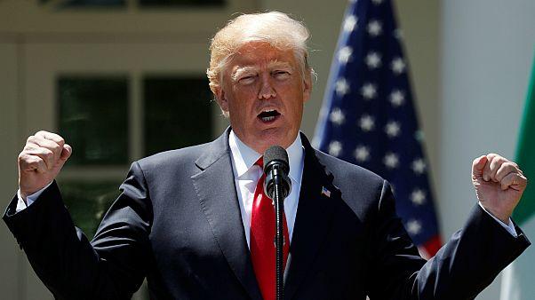 ترامب يقول أنه قد يذهب إلى القدس لافتتاح السفارة الأمريكية