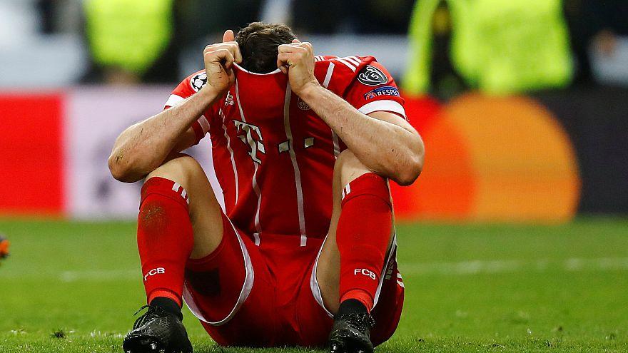 Champions League: FC Bayern München verpasst Finaleinzug