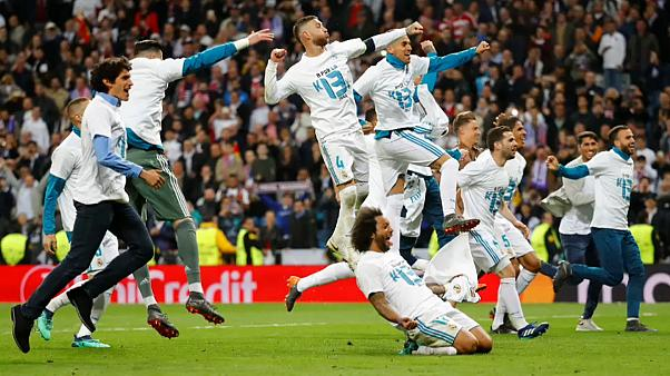 Real Madrid na final da Champions