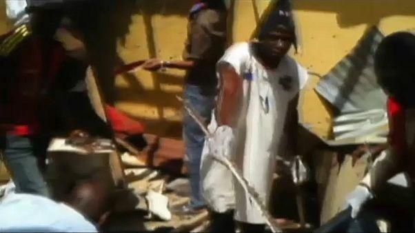 Двойной теракт в Нигерии