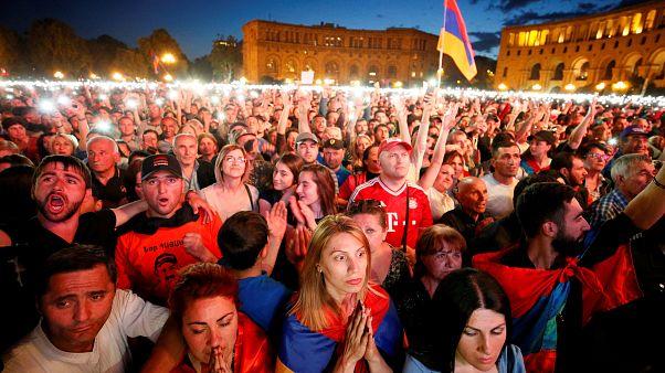 Αρμενία: Κάλεσμα για μαζικές κινητοποιήσεις από την αντιπολίτευση