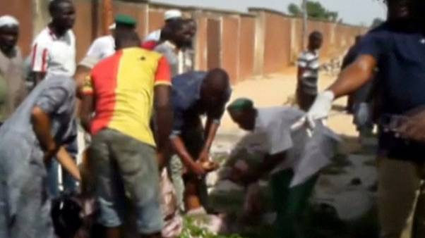 60 قتيلا على الأقل في هجومين انتحارين في نيجيريا