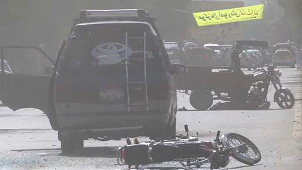 A Fehér Ház elítéli a kabuli merényleteket