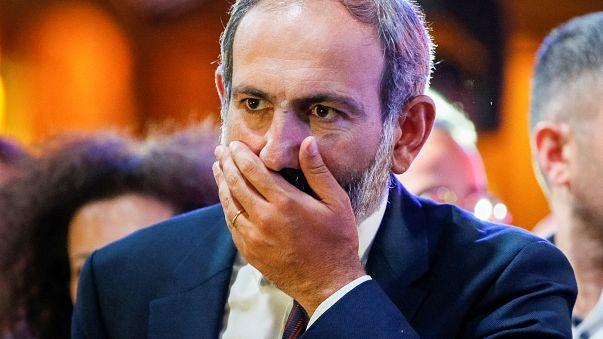 Arménie : Nikol Pachinian appelle à la désobéissance civile