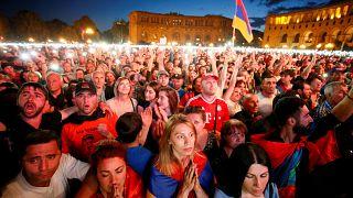شبح الأزمة السياسية يخيّم على أرمينيا