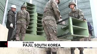 Détente entre les deux Corées : Séoul démonte ses hauts-parleurs de propagande