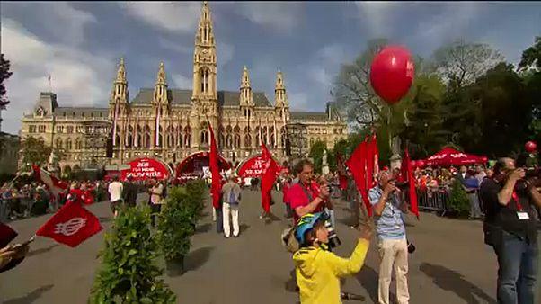 Iszlám és orbánizmus - majális Ausztriában