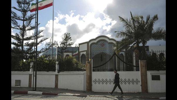 Embajada de Irán en Rabat