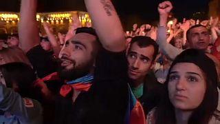 Felerősödött a feszültség Örményországban