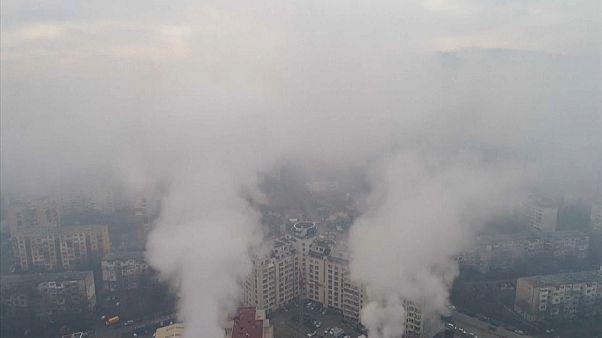 Tíz emberből kilenc szennyezett levegőt lélegez be