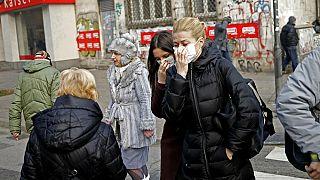 Nueve de cada 10 personas en todo el mundo respiran aire contaminado
