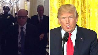 El fiscal de la trama rusa amenazó a Trump con citarlo ante un gran jurado